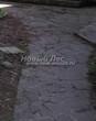 Садовая дорожка из песчаника-пластушки (швы без наполнения) - 129