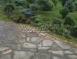 Садовая дорожка из песчаника-пластушки (швы без наполнения) - 133