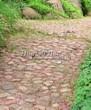 Садовая дорожка из натурального камня (валунов) - 102
