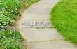 Садовая дорожка из слэбов (пиленые плиты из натурального камня) - 101