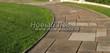 Садовая дорожка из слэбов (пиленые плиты из натурального камня) - 102