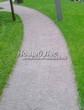 Насыпная садовая дорожка из гранитного отсева - 102
