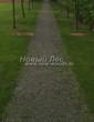 Насыпная садовая дорожка из гранитного отсева - 105