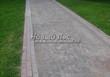 Насыпная садовая дорожка из гранитного отсева - 106