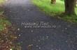 Насыпная садовая дорожка из гранитного отсева - 108
