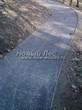 Насыпная садовая дорожка из гранитного отсева - 111