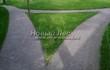 Насыпная садовая дорожка из гранитного отсева - 112