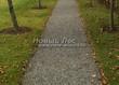 Насыпная садовая дорожка из гранитного отсева - 113