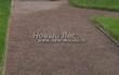 Насыпная садовая дорожка из гранитного отсева - 114