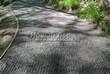 Насыпная садовая дорожка из гранитного отсева - 119