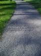 Насыпная садовая дорожка из гранитного отсева - 123