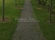 Насыпная садовая дорожка из гранитного отсева - 124