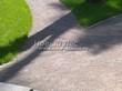 Насыпная садовая дорожка из гранитного отсева - 126