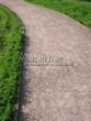 Насыпная садовая дорожка из гранитного отсева - 127