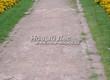 Насыпная садовая дорожка из гранитного отсева - 130