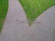 Насыпная садовая дорожка из гранитного отсева - 134