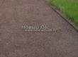Насыпная садовая дорожка из гранитного отсева - 137