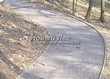 Насыпная садовая дорожка из гранитного отсева - 139