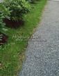 Насыпная садовая дорожка из гранитного отсева - 144