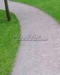 Насыпная садовая дорожка из гранитного отсева - 147