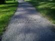 Насыпная садовая дорожка из гранитного отсева - 156