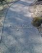 Насыпная садовая дорожка из гранитного отсева - 158