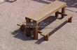 Садовая дорожка (площадка) из песка (отсев, мытый песок) - 103