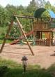 Садовая дорожка (площадка) из песка (отсев, мытый песок) - 107
