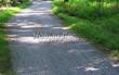 Садовая дорожка из гравия, щебня, гальки. Гравийный отсев - 102