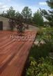 Деревянная садовая дорожка из досок (мостки из дерева) - 118