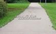 Асфальтовая садовая дорожка (покрытие из асфальта / асфальтобетона) - 107