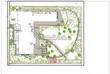 Ландшафтное проектирование участка (озеленение и благоустройство): схема освещения территории