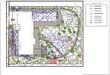 Ландшафтное проектирование участка (озеленение и благоустройство): схема автополива (лист 1)