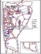 Ландшафтный проект участка парка у частного дома отдыха, дизайн, благоустройство и озеленение территории: схема освещения, лист 2